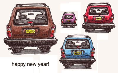 New Year Volvos low res