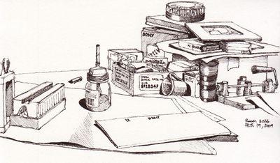 Room B226 doodles 2