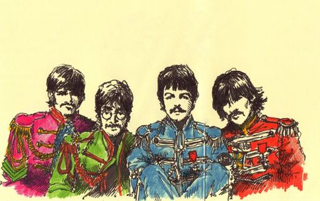 Sgt Pepper's in babylogue