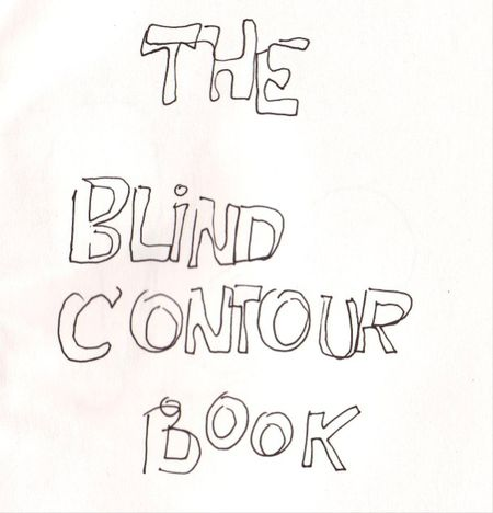 Blind Contour opening page low res