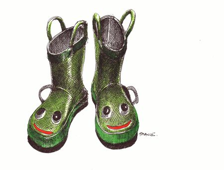 Nora's grenouille boots lower res