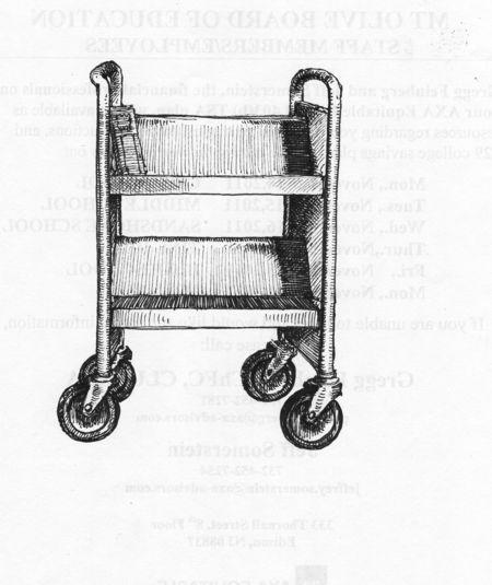 Robin's cart