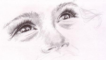 Les yeux souriants de Nora