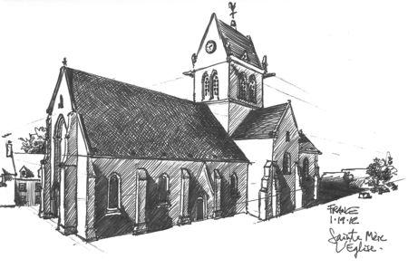Sainte Mère l'Église