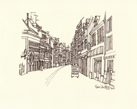 Grande Rue, Strasbourg pour HC