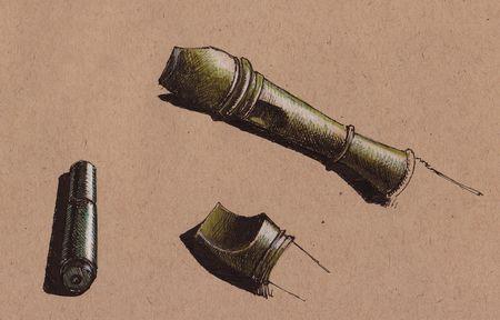 Flute de Nora w:PShop