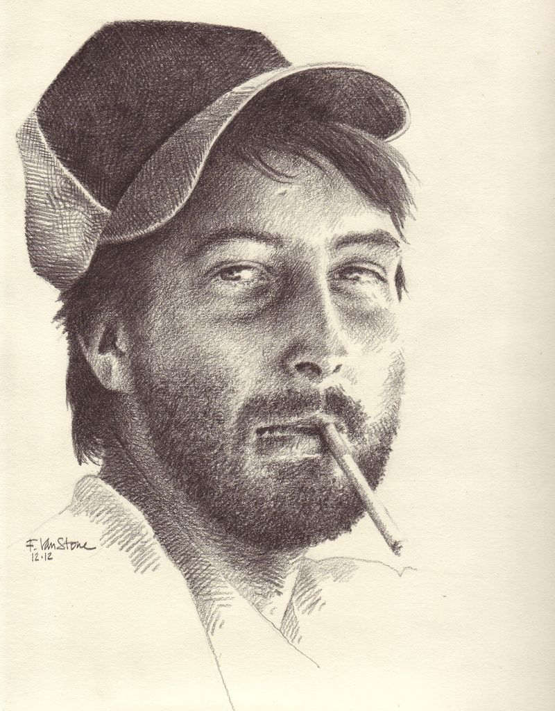 Roy Hildebrant 2B 0.9mm pencil