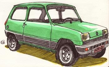 Renault_5_verte_2