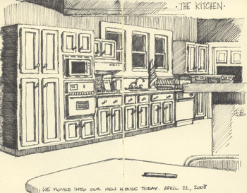 Kitchen_in_moleskine